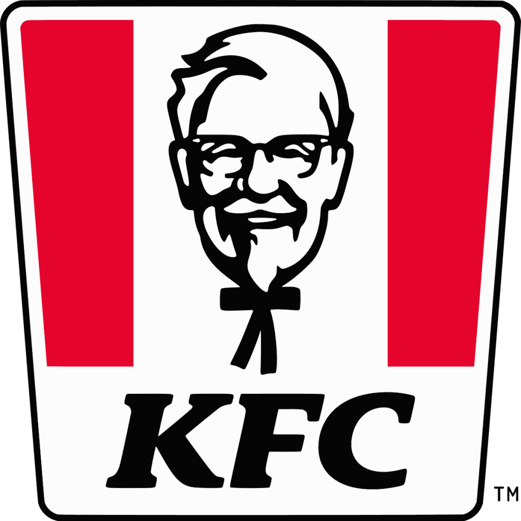 list of KFC locations USA